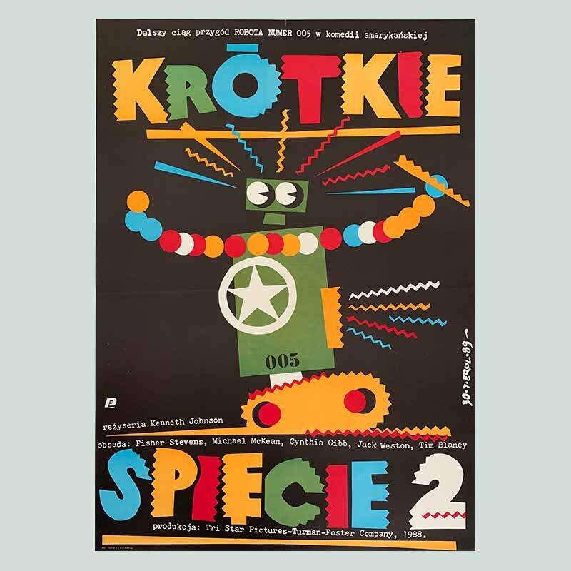 Erol, Jakub | 1989 | Short Circuit 2