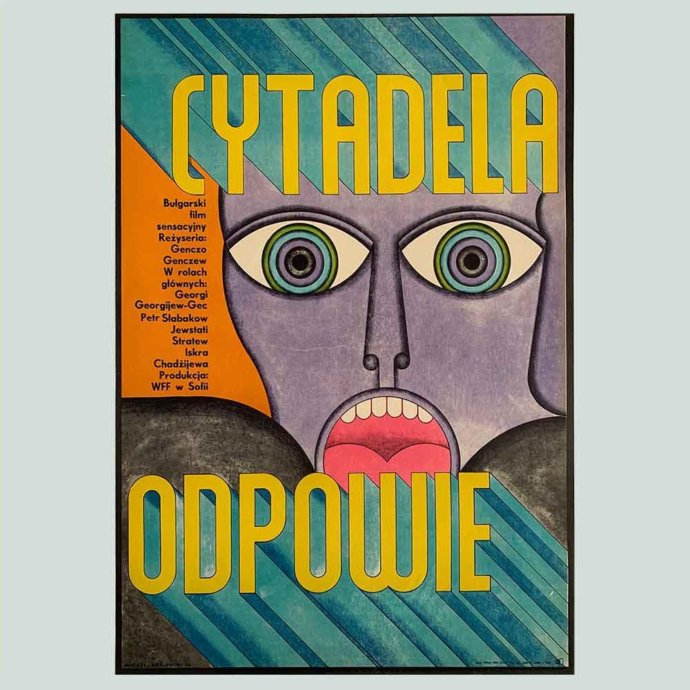 Krajewski, Andrzej | 1970 | The Citadel Replied
