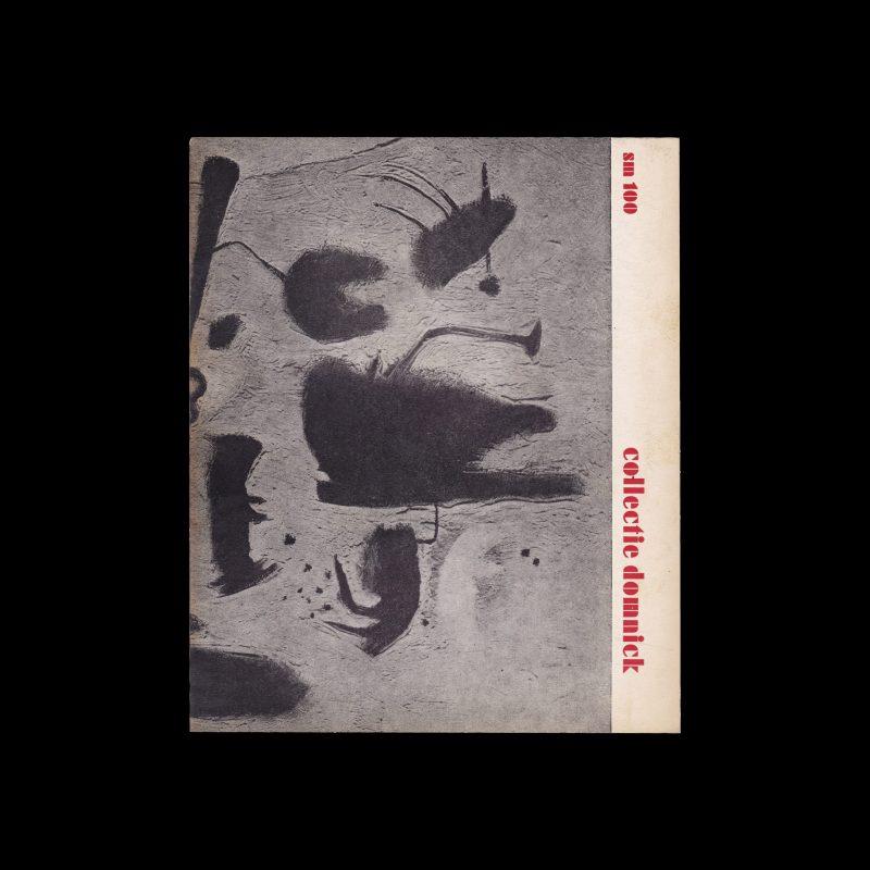 Collectie Domnick, Stedelijk Museum Amsterdam, 1953
