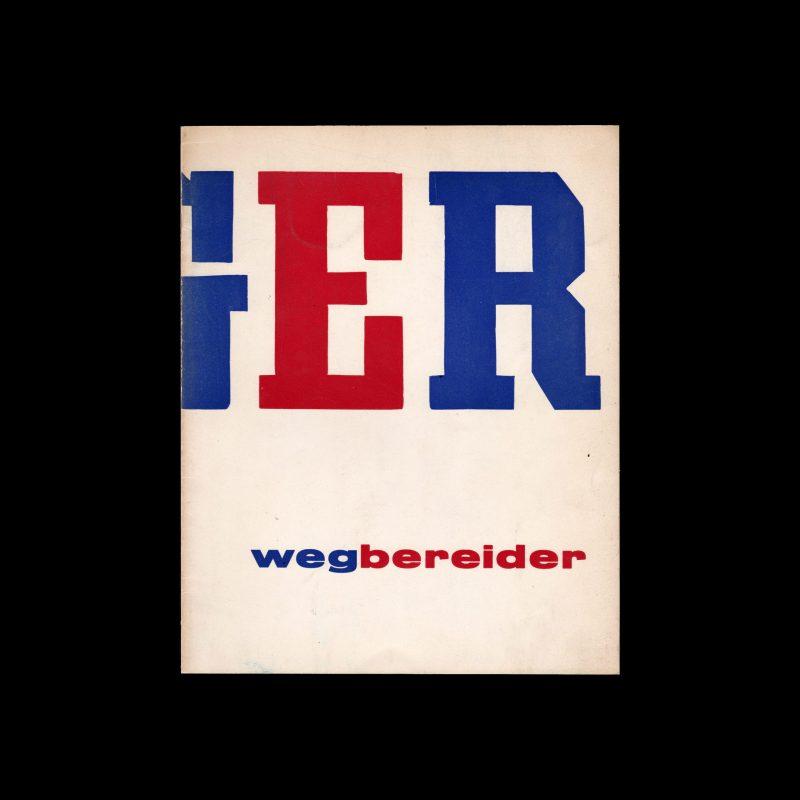 Leger Wegbereider, Stedelijk Museum Amsterdam, 1956