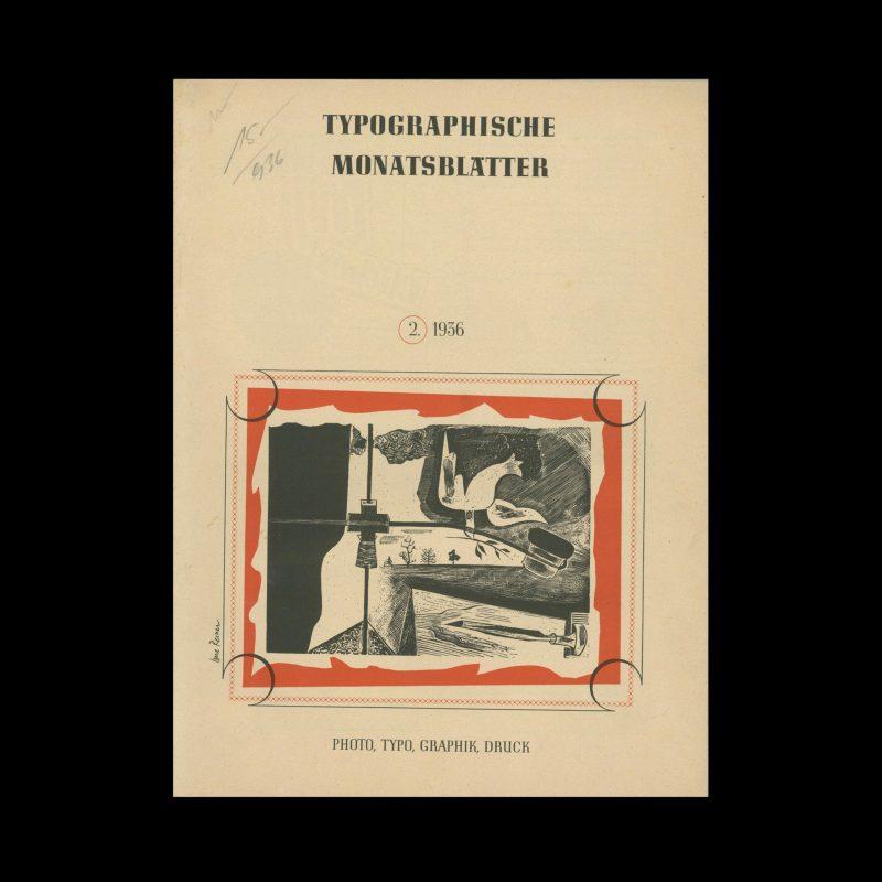 Typografische Monatsblätter, 2, 1936