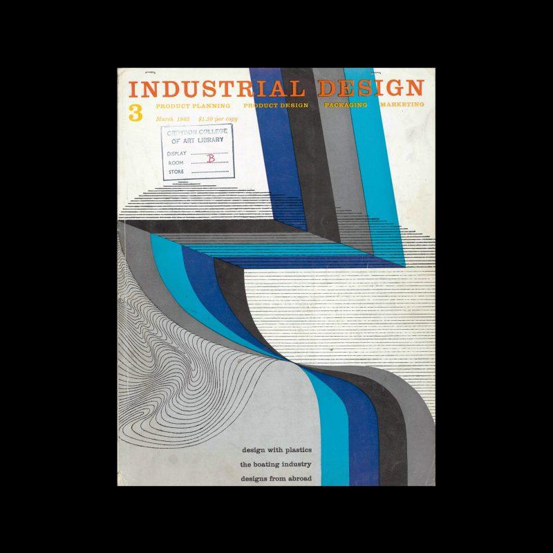 Industrial Design, March, 1965