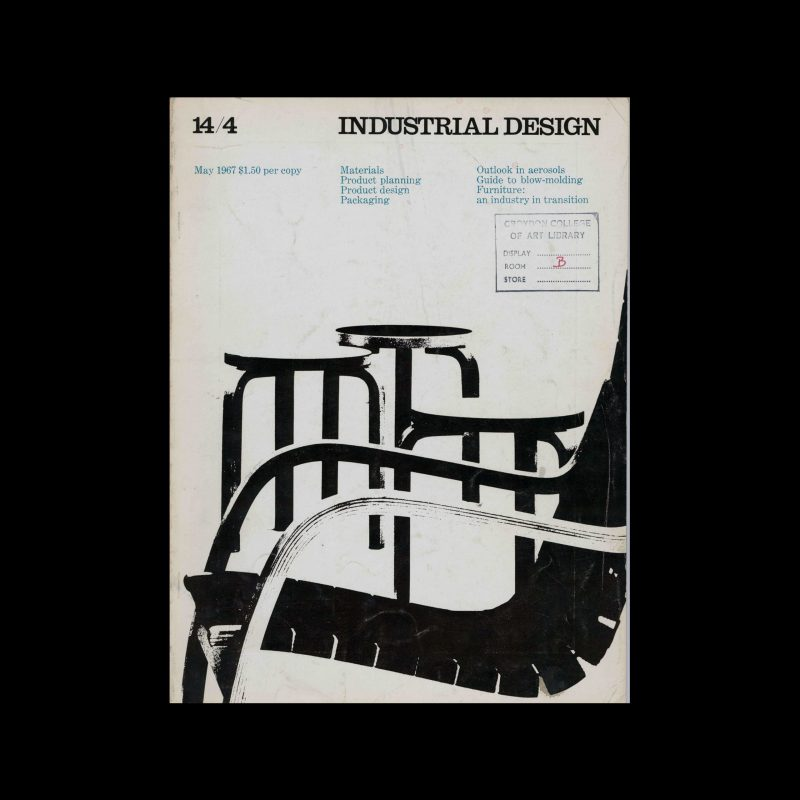 Industrial Design, May, 1967