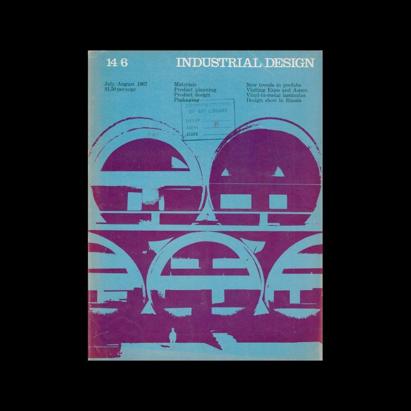 Industrial Design, July-August, 1967
