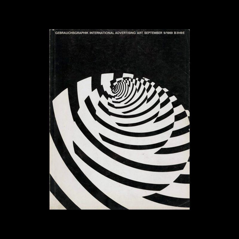 Gebrauchsgraphik, 9, 1969