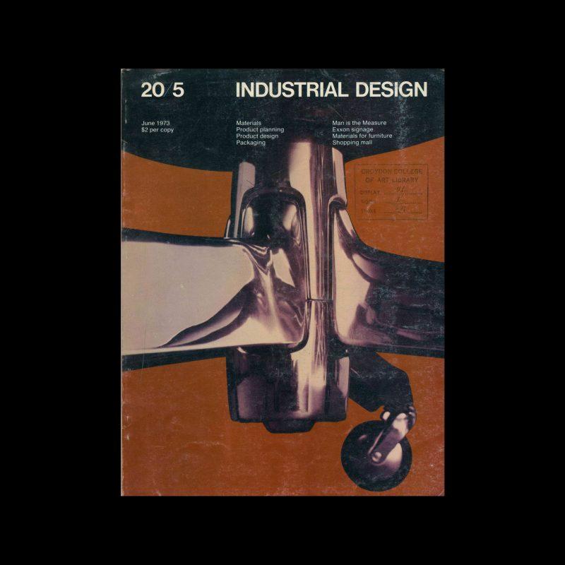 Industrial Design, June, 1973