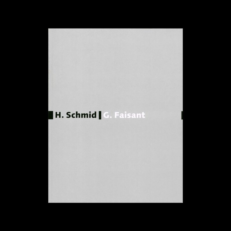 Typografische Monatsblätter, 1, 2003