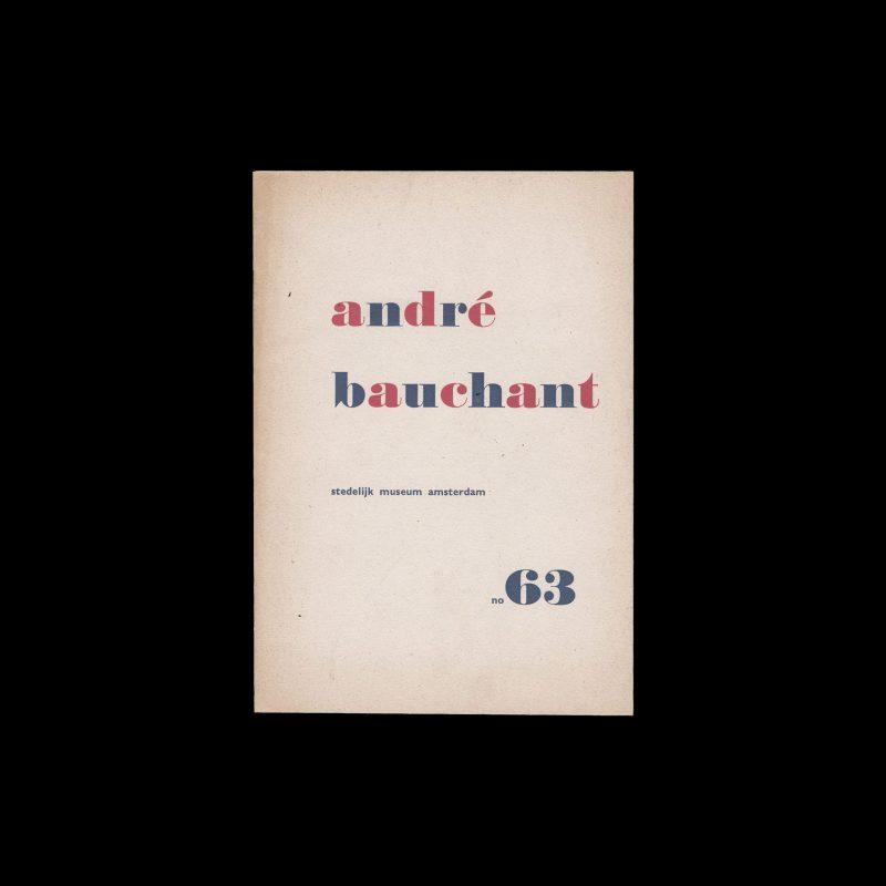 André Bauchant, Stedelijk Museum Amsterdam, 1949