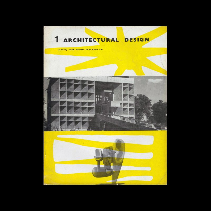 Architectural Design, January 1956