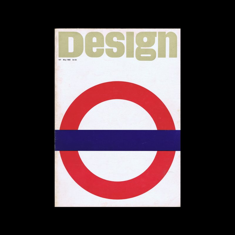 Design, Council of Industrial Design, 197, May 1965