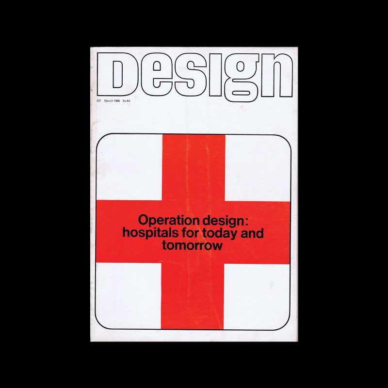 Design, Council of Industrial Design, 207, March 1966