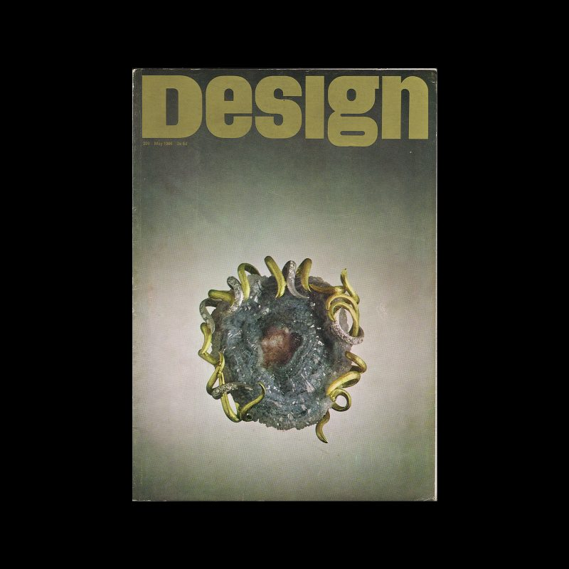 Design, Council of Industrial Design, 209, May 1966