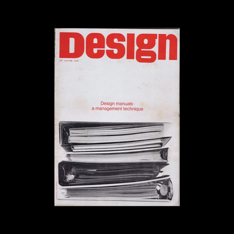 Design, Council of Industrial Design, 210, June 1966
