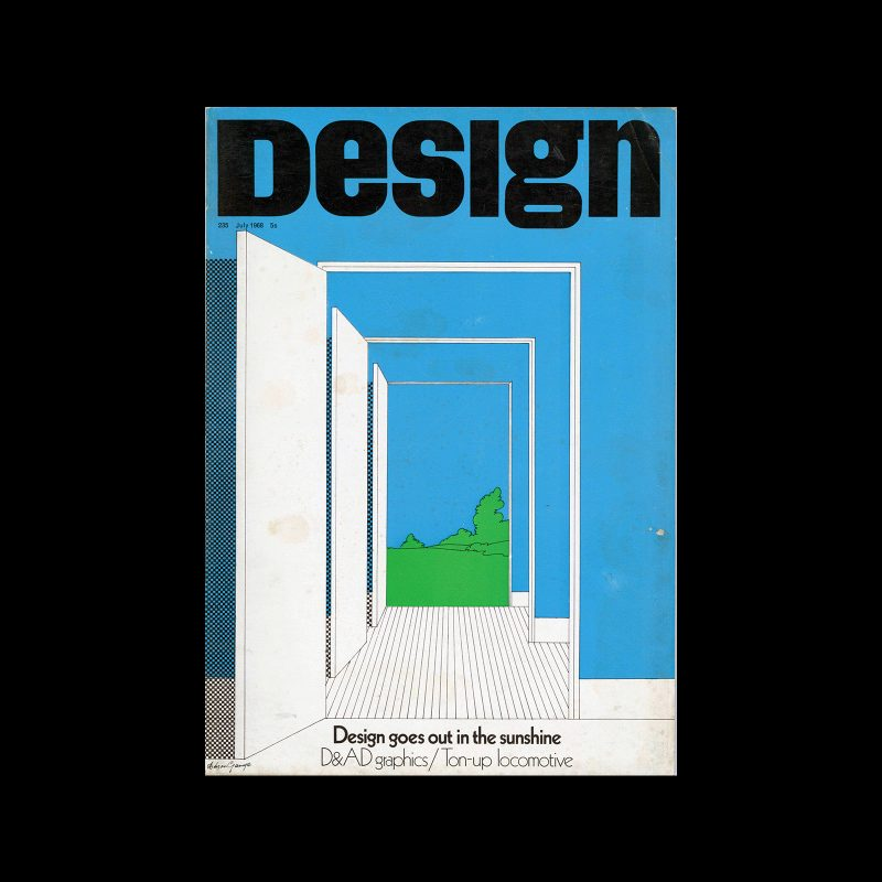 Design, Council of Industrial Design, 235, July 1968