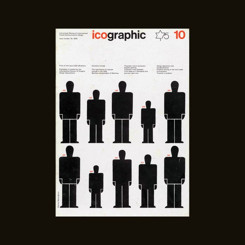 Icographic 10, 1976
