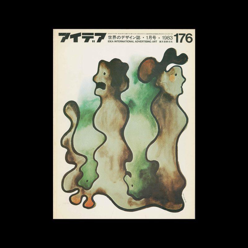 Idea 176, 1983-1. Cover design by Jan Lenica