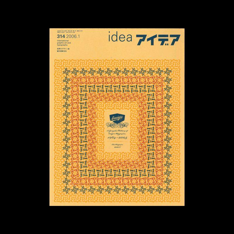 Idea 314, 2006-1