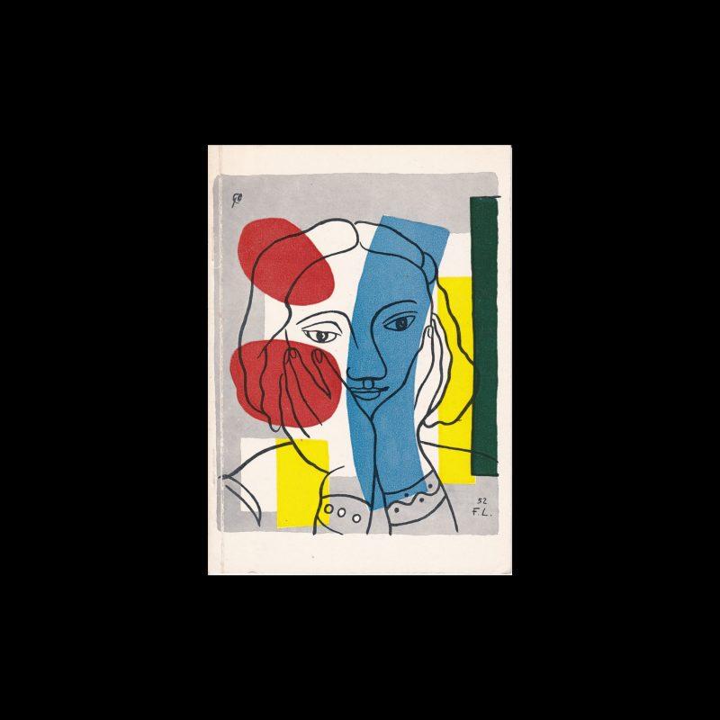Kupferstichkabinett der Staatlichen Museen, cover design by Fernand Léger