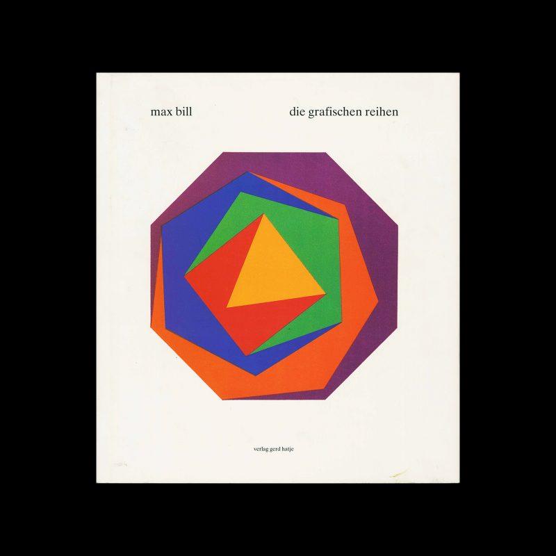 Max Bill, die grafischen Reihen, 1995ddf