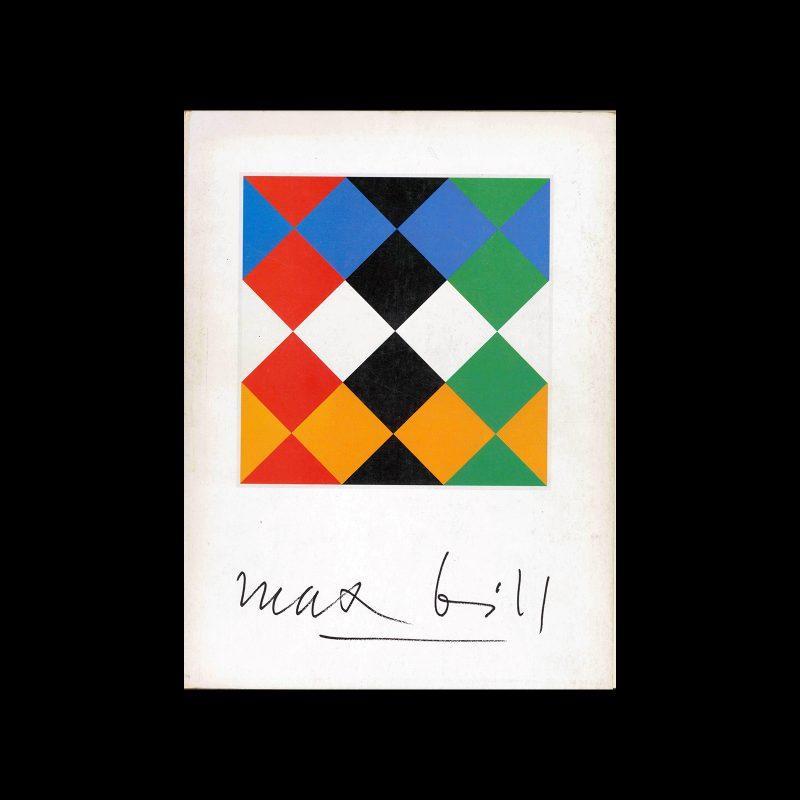 Max Bill, Albright-Knox Art Gallery, 1974