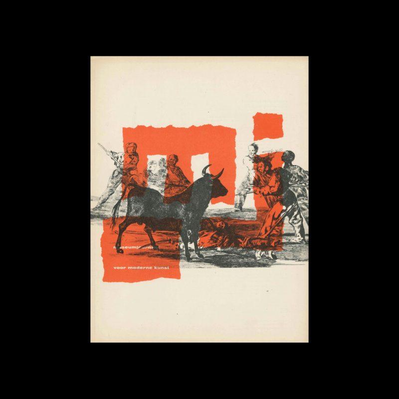 Museumjournaal, Serie 8 no1, 1962