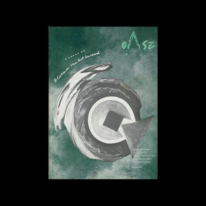 OASE 20, 1988. Designed by Marjolijn Ruijg, Esther van Weelden