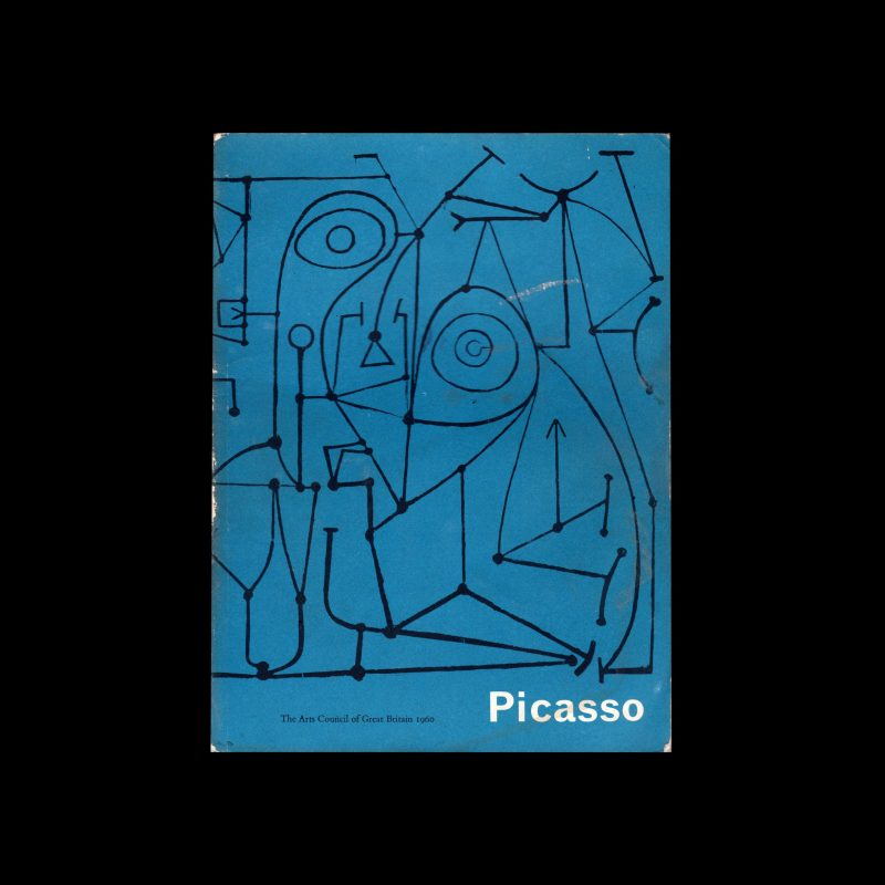 Picasso, Tate Gallery, London, 1960