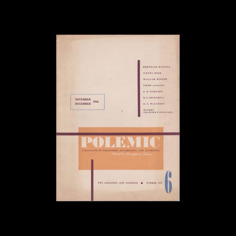 Polemic, Number 6, 1946