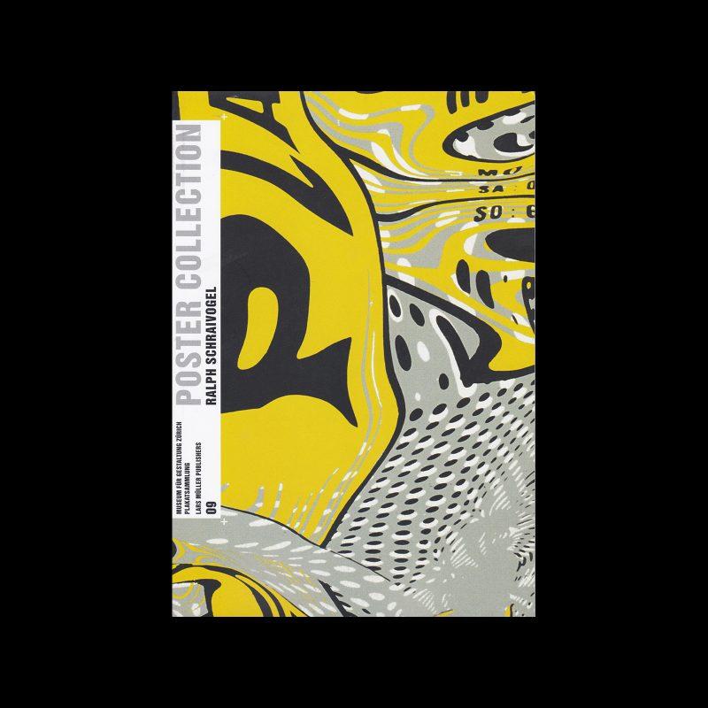 Ralph Schraivogel, Poster Collection 9, 2003