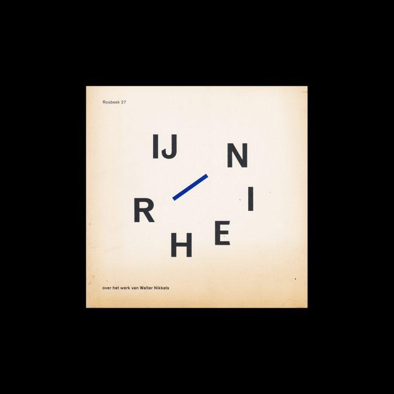 Rijn / Rhein over het werk van Walter Nikkels