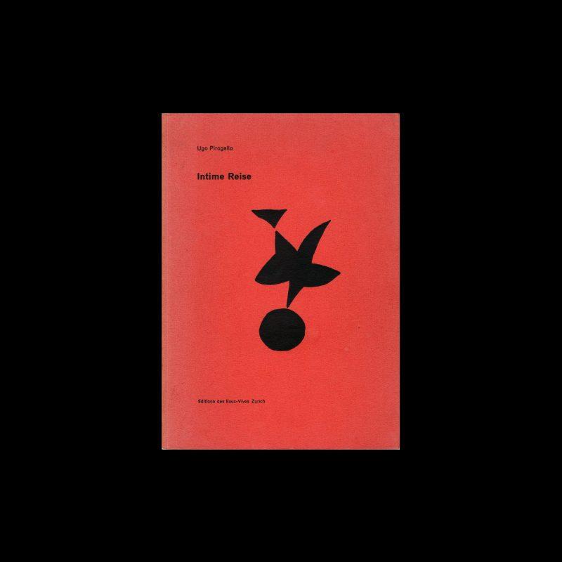 Ugo Pirogallo: Intime Reise, 1945 designed by Max Bill