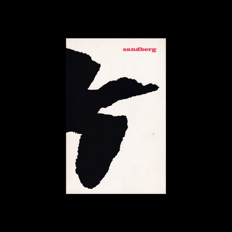 Willem Sandberg - Bij voorkeur een ruwe contour