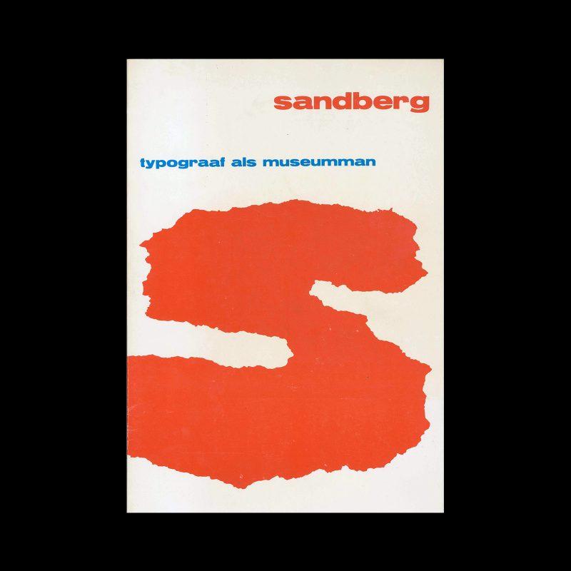 Willem Sandberg, Typograaf als Museumman, 1982