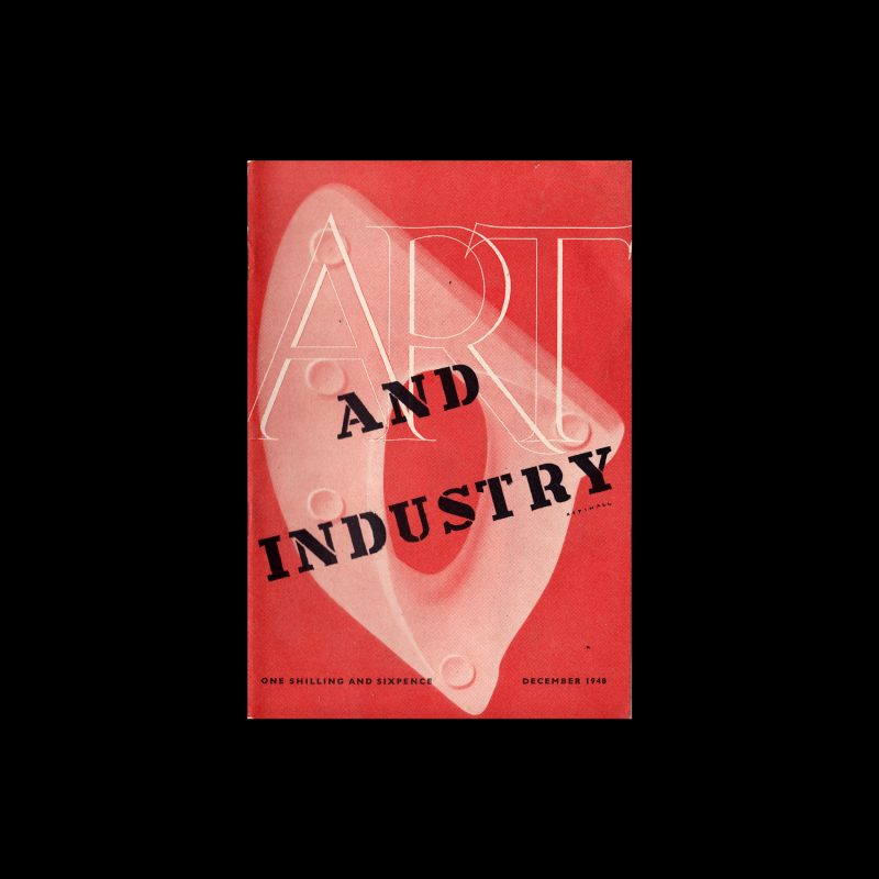 Art and Industry magazine December 1948