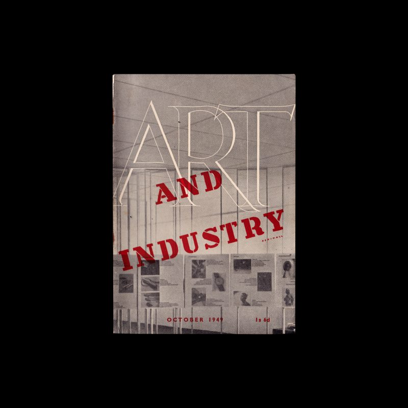 Art and Industry magazine October 1949