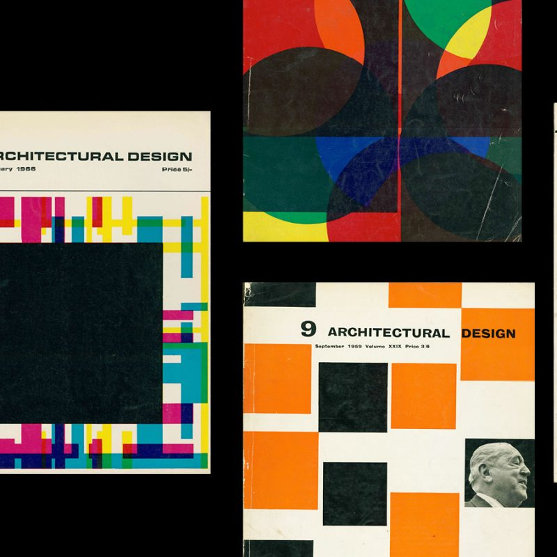 Theo Crosby and Architectural Design Magazine