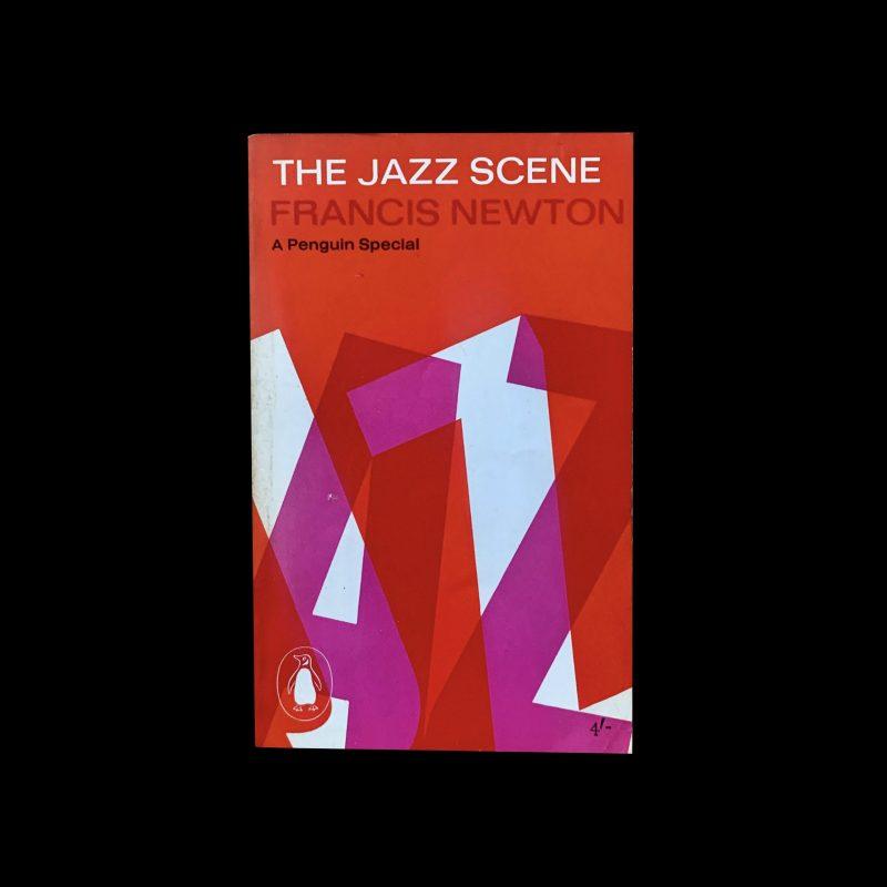 The Jazz Scene, 1961 design by Alan Fletcher